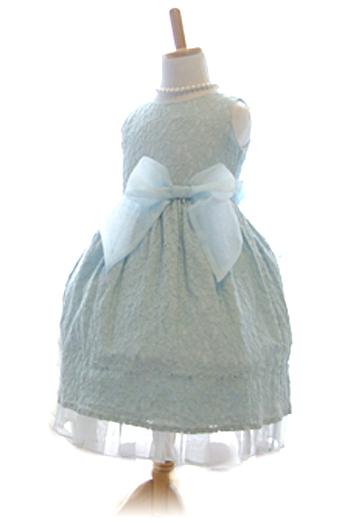 ドレス・オードリーブルーA120