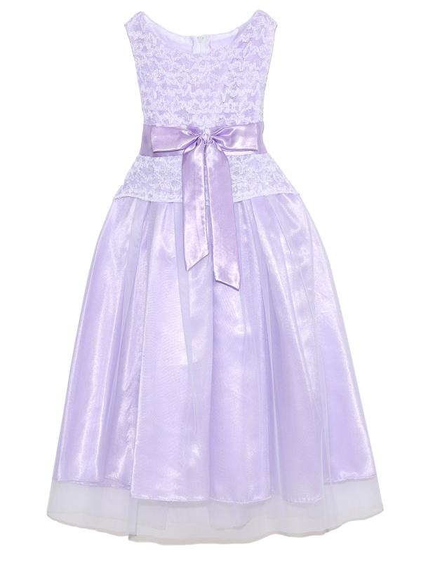 優しいパープルのお色目に、柔らかなチュールがあしらわれたスカートで、上品で落ち着いた雰囲気をかもしだしています。