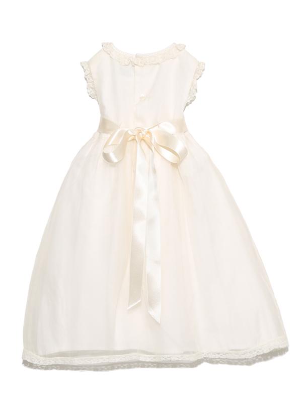 ドレスバックスタイル。こちらのドレスは、インポートで縫製もよくおしゃれさんにおすすめのブランド子供ドレスです。