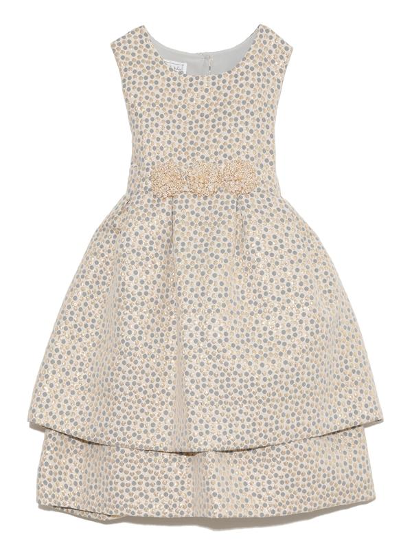 こちらのドレスは、インポートで縫製もよくおしゃれさんにおすすめの商品です。(写真は、同デザイン115CM)