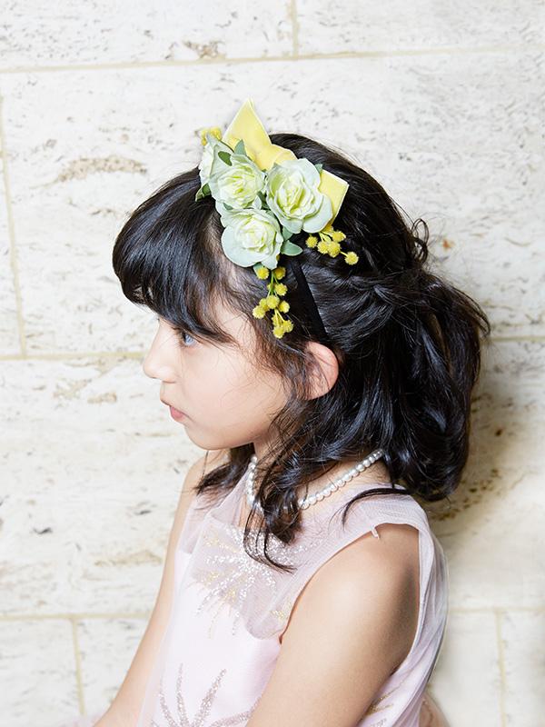ドレス・セゾン オリジナルヘッドドレス