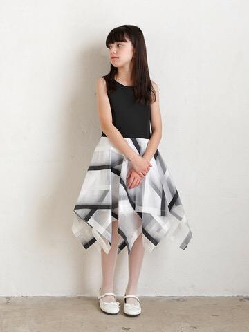 レンタル キッズ ドレス*ピエナ140