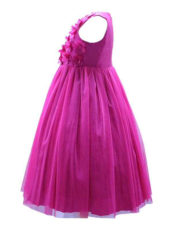 ドレス:サイド