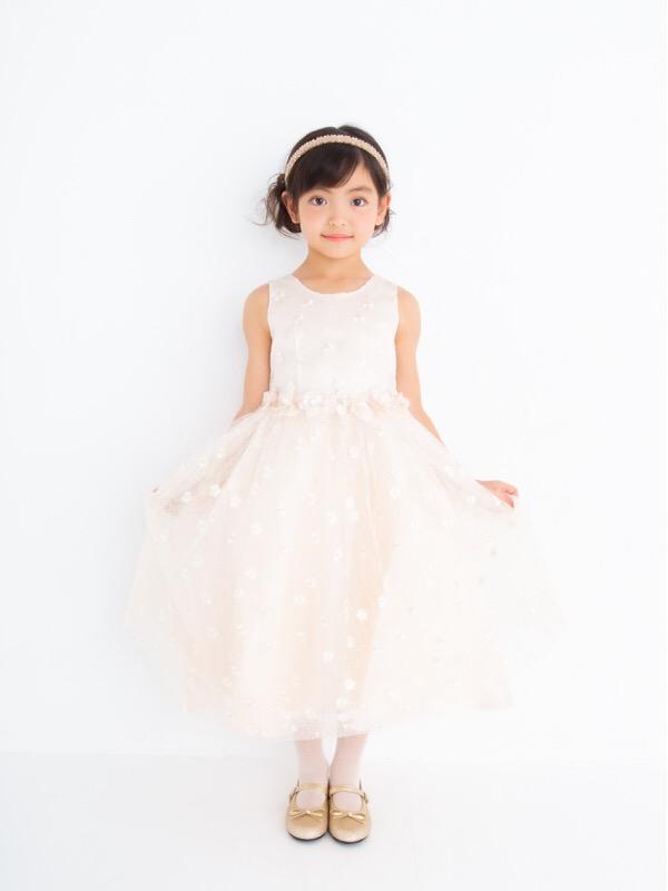 レンタル ジュニアドレス*リリアーヌ155