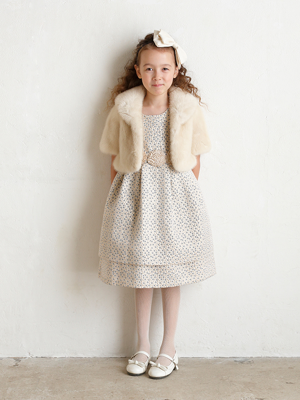 ドレス:ステラとコーディネート