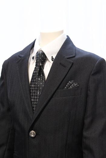 シャツ・ネクタイ付き