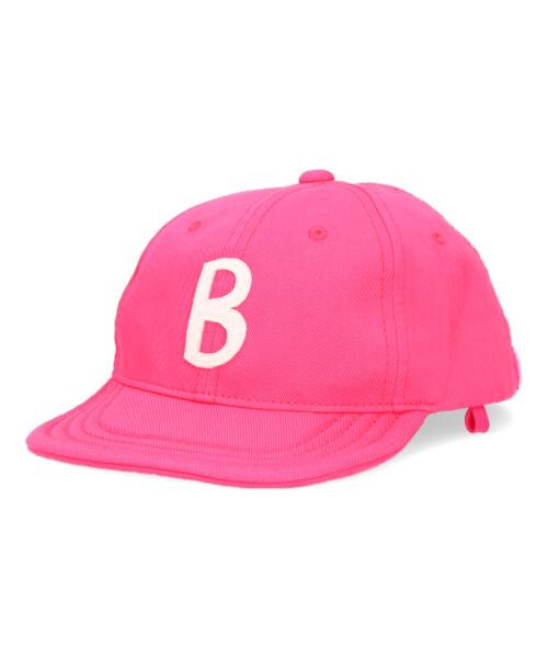 <たためる帽子>キッズ ポケット キャップ ピンク(販売品)