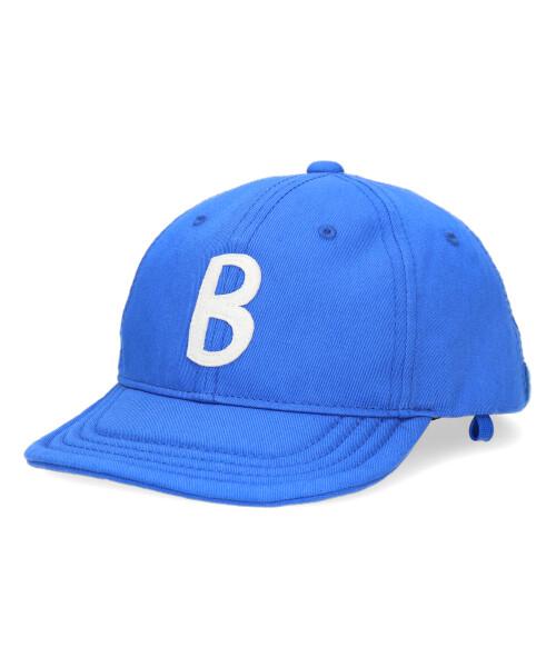 <たためる帽子>キッズ ポケット キャップ ブルー(販売品)