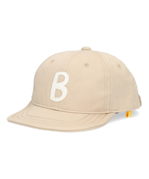 <たためる帽子>キッズ ポケット キャップ ベージュ(販売品)