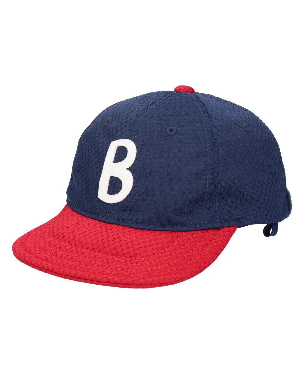 <たためる帽子>キッズ ポケット キャップ ネイビー(販売品)